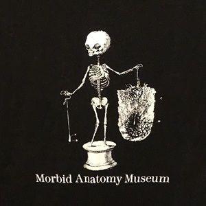 💰BOGO FREE Morbid Anatomy Museum T-Shirt
